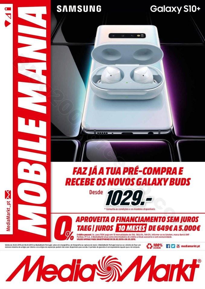 Antevisão Folheto Media Markt 26fev 6mar