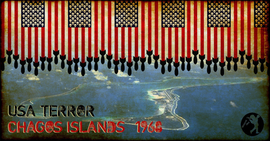 USA TERROR 01 - Chagos Islands 1968