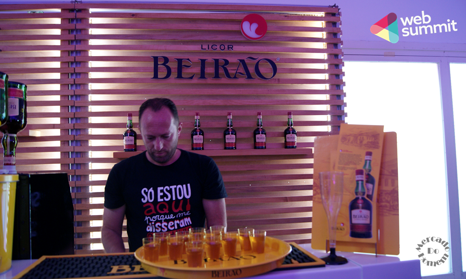 Licor Beirão Booth
