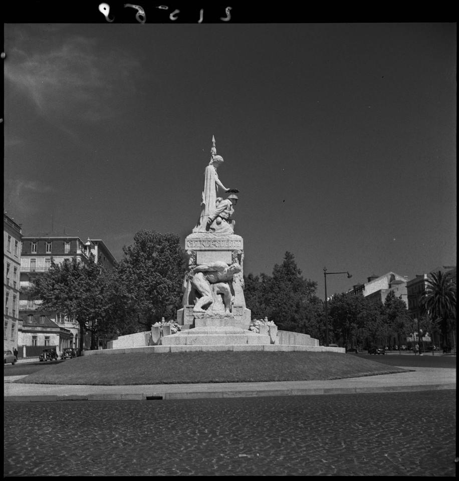 Monumento aos Mortos da Grande Guerra, post. 1931,