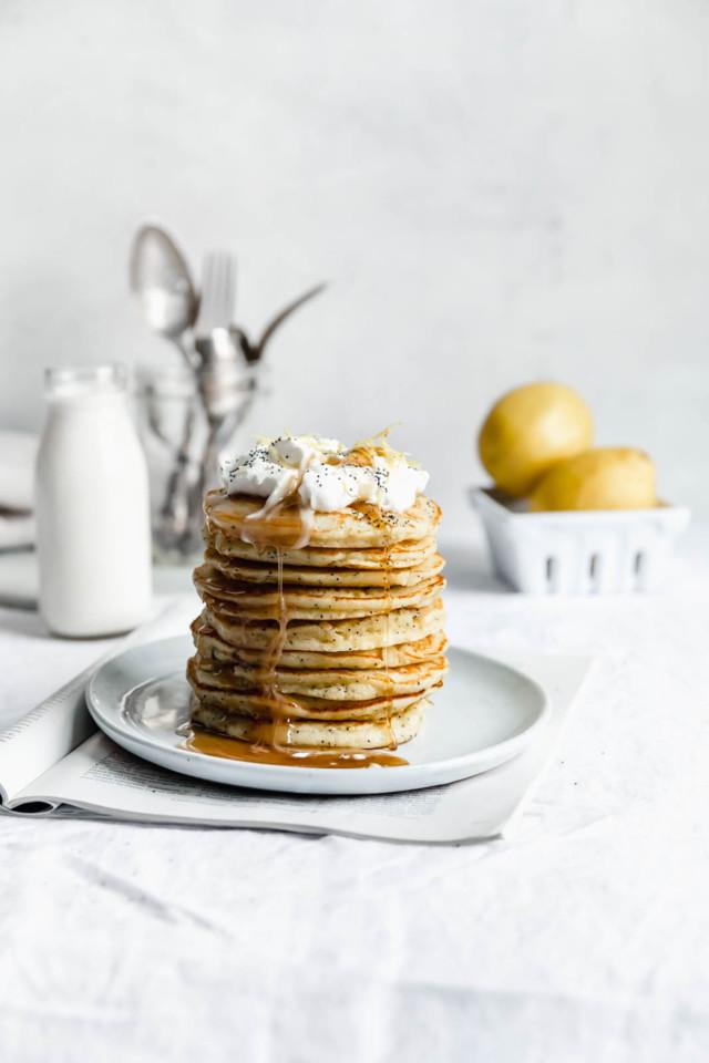 Gluten-Free-Almond-Flour-Lemon-Poppyseed-Pancakes-
