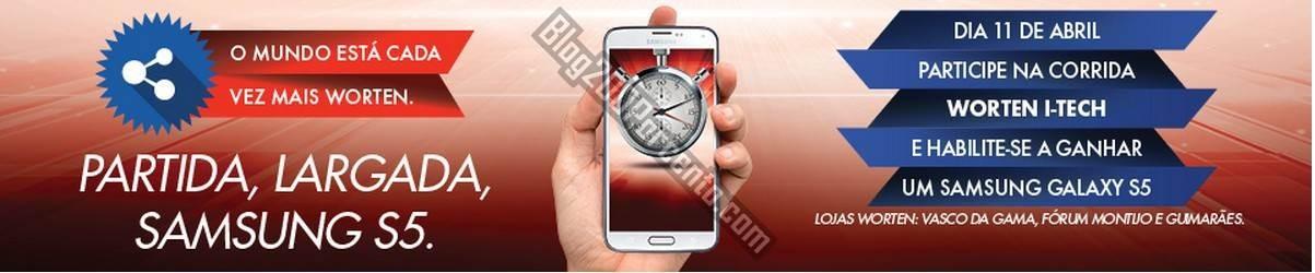 Passatempo | WORTEN | Samsung Galaxy S5