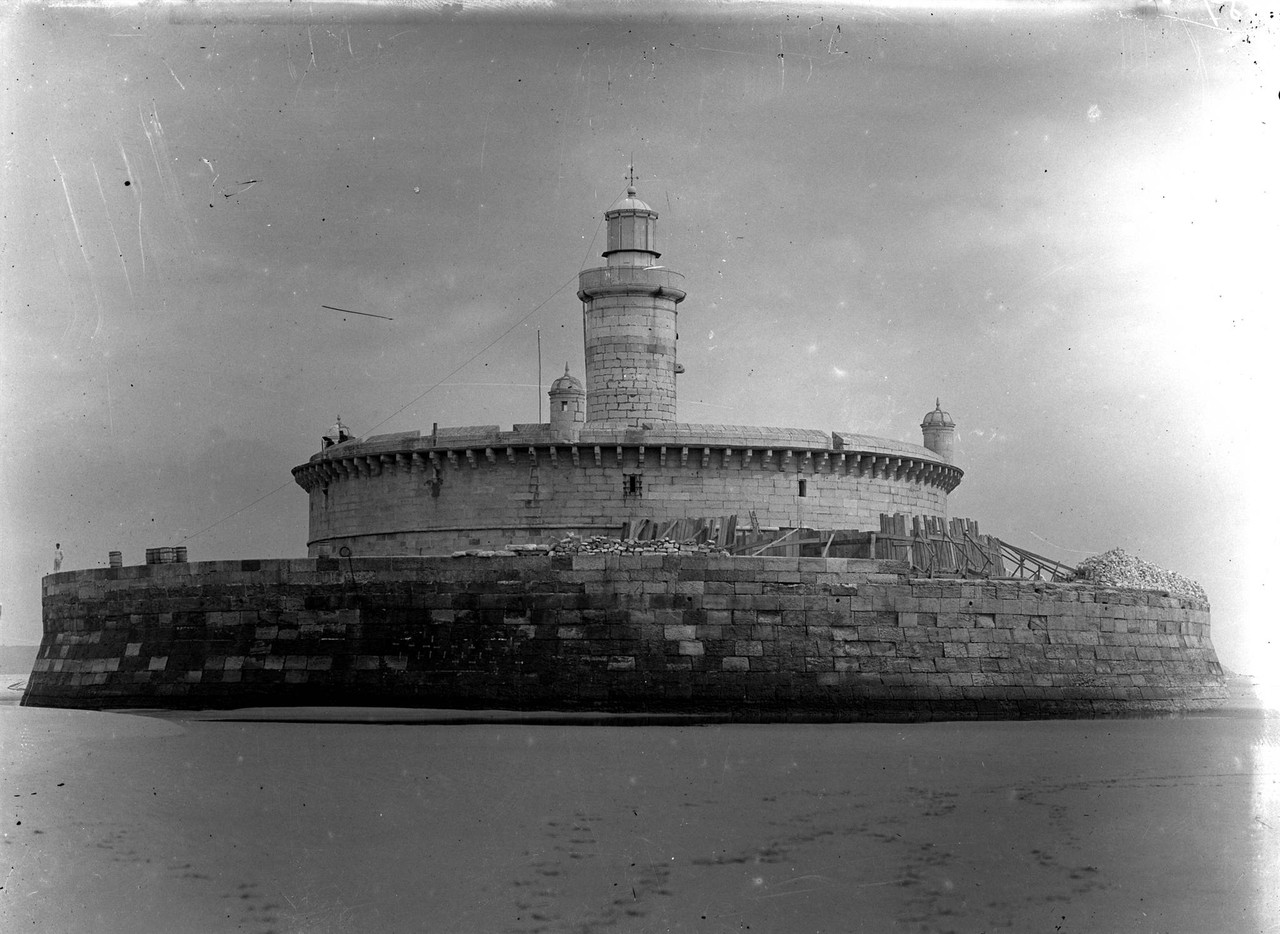 Forte do Bugio, obras de conservação1.jpg