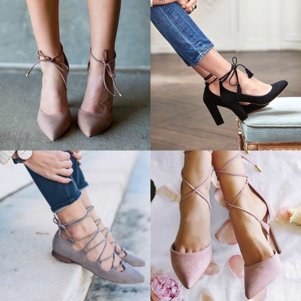 TREND | sapatos com laço