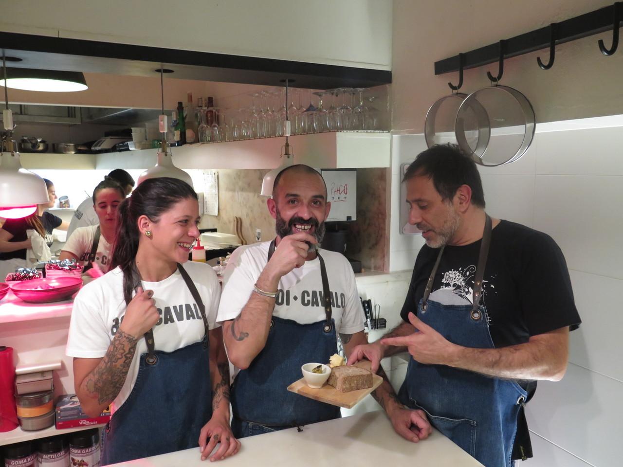 Pão de trigo barbela da Gleba, queijo São Jorge (+ 2 anos) – Hugo Brito & Miguel Pires