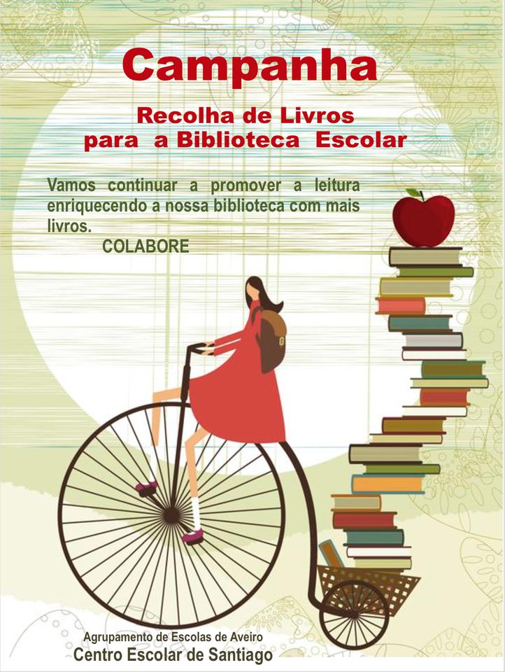 Campanha de Recolha de Livros