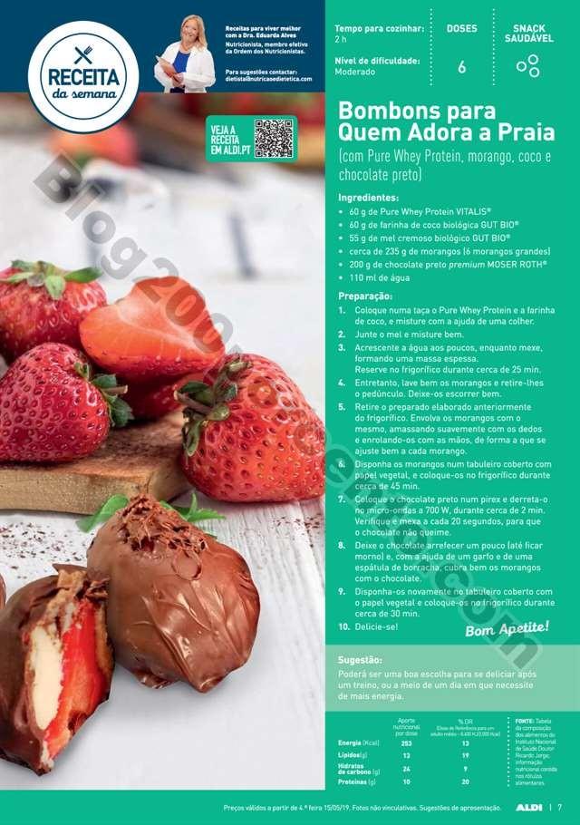 Antevisão Folheto ALDI Promoções a partir de 15