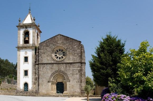 Igreja do Românica de Fontarcada 01