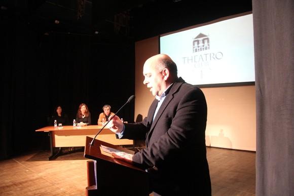 Concurso Nacional de Teatro 2014 2