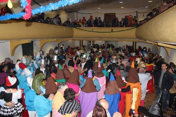 Baile de Carnaval da SIRA (1)