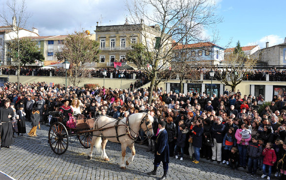 Desfile etnográfico