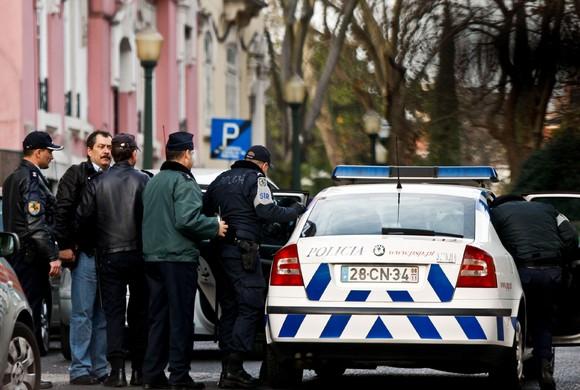 Frente Comum:confrontos com a polícia