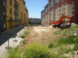 Alameda Pedonal - início de obras III