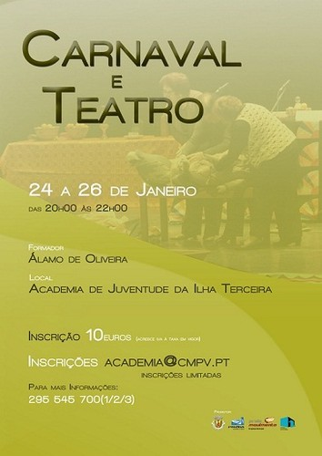 Álamo Oliveira vai tratar os fenómenos de palco...