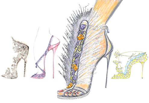 29277a7d3 Qual o nome do 'designer' dos sapatos que kate Middleton irá levar no dia  do casamento? É a pergunta de um milhão de dólares - libras, neste caso.