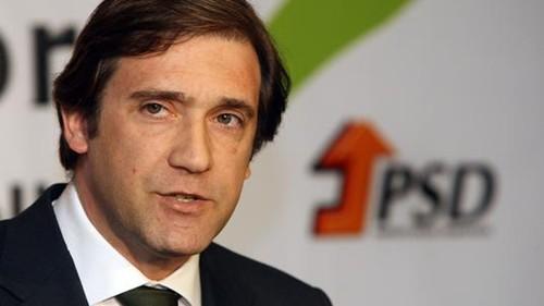 Pedro Passos Coelho, um olhar diferente para o futuro...