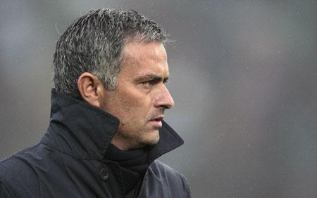 José Mourinho, o melhor treinador de futebol do mundo...