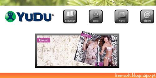 yudu - revistas e livros word e pdf em Flash