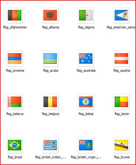 bandeiras mundo download