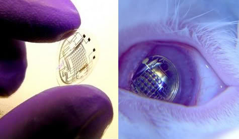 lentes de contacto gps
