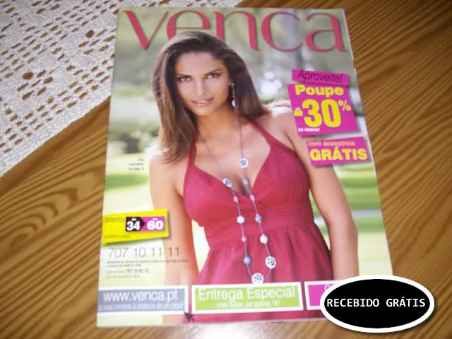 Amostras Venca - Revista - Recebido 14923499_He0lG