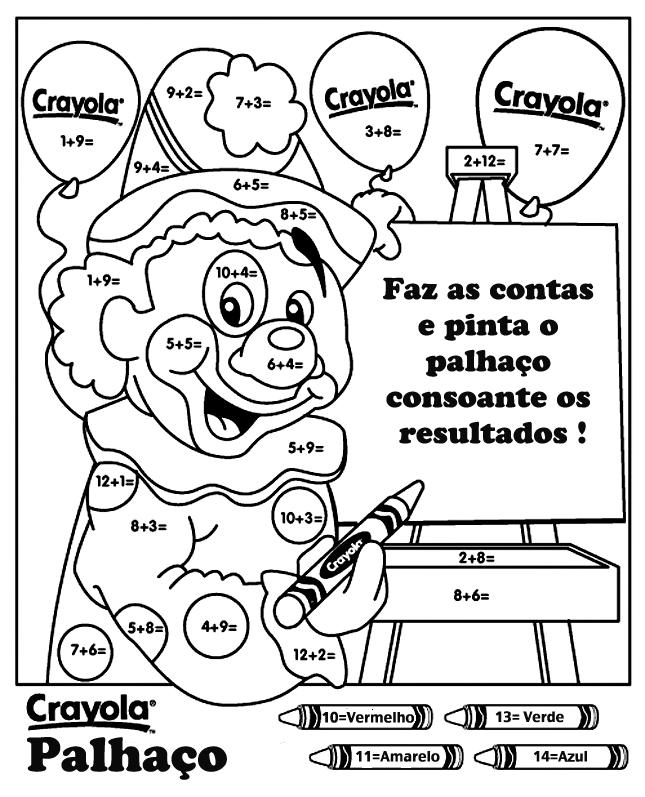 Contas De Matematica Exercicios De Matematica Matematica Matematica