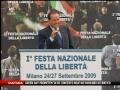 """Gaffe de Berlusconi: """"Barack Obama é bronzeado"""""""