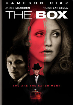 capa The Box   Presente de Morte