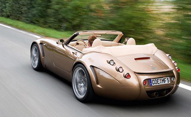 2011 Wiesmann GT MF5 Roadster