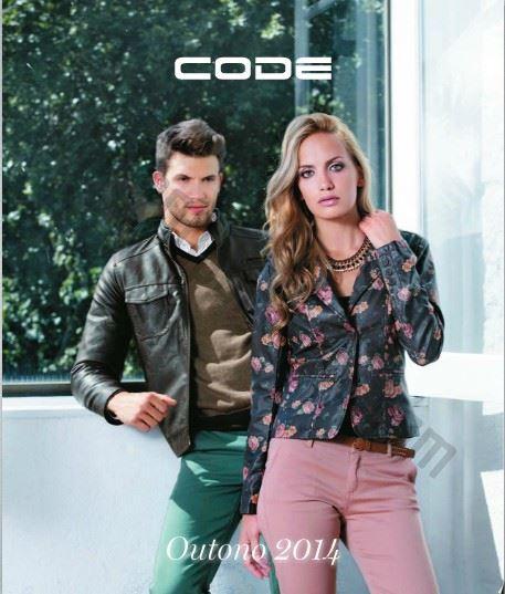Novo Catálogo CODE / PINGO DOCE Outono de 2014